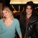 Valeria Bruni Tedeschi and Louis Garrel