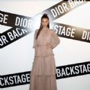 Bella Hadid – Dior Backstage Launch Party in Seul