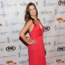 Actress Julie Gonzalo arrives to the 28th Annual Imagen Awards at The Beverly Hilton Hotel on August 16, 2013 in Beverly Hills, California - 404 x 594
