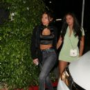 Chantel Jeffries – Spotted at Poppy nightclub in West Hollywood - 454 x 616