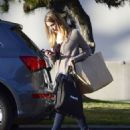 Ashley Greene out shopping in LA