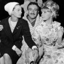 Capucine, Peter Sellers, Elke Sommer
