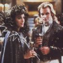 Jennifer Beals and Sting