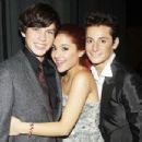Graham Phillips and Ariana Grande - 454 x 303