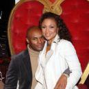 Kadeem Hardison and Chante Moore