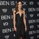 Alexandra Park – 'Ben Is Back' Premiere in New York
