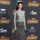 Lydia Hearst – 'Avengers: Infinity War' Premiere in Los Angeles - 454 x 665