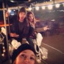 Shannon Leto, Alona Tal and Anna Drumm