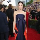 Caitriona Balfe at 74th Golden Globes Awards - arrivals