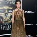 Isabela Moner – 'Sicario: Day of the Soldado' Premiere in Los Angeles - 454 x 687