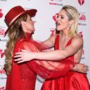 Sara Haines – The American Red Heart Association's Go Red For Women Red Dress Collection in NY