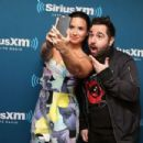 Demi Lovato The Morning Mash Up On Siriusxm Hits 1 In Nyc