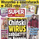 Monika Richardson - Super Express Magazine Cover [Poland] (25 February 2020)
