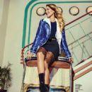 Ximena Córdoba - Cosmopolitan Magazine Pictorial [Mexico] (15 January 2018)