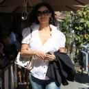 Sofia Milos Grabs Lunch in Beverly Hills - 449 x 600