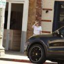 Kristen Stewart – Leaves Kismet Restaurant in Los Angeles