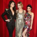 Selena Gomez, Ashley Benson and Vanessa Hudgens attend the 'Spring Breakers' Germany premiere at CineStar on February 19, 2013 in Berlin, Germany - 395 x 594
