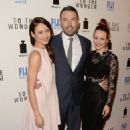 'To the Wonder' Premieres in Hollywood