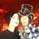 DJ Ashba and Dorothy Valentine