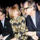 Anna Wintour and Bill Nighy - 454 x 342