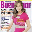 Karla Monroig - Buen Hogar Magazine Cover [Puerto Rico] (October 2013)