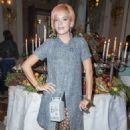 Lily Allen Attends The Chanel Metiers Dart Collection 201415 Paris Salzburg