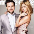 Jennifer Aniston, Jason Bateman, Jason Sudeikis, Charlie Day - Marie Claire Magazine Pictorial [United States] (July 2011)