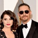 Tom Hardy- February 28, 2016-88th Annual Academy Awards - Red Carpet Pictures - 454 x 333