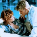 Melanie Griffith and Sean Bean in Stormy Monday (1988)