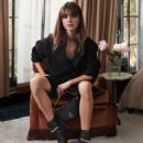 Daisy Edgar – Jones – Jimmy Choo Campaign Collection 2020 - 454 x 549