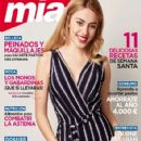 Mireia Lalaguna - Mia Magazine Cover [Spain] (10 April 2019)