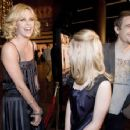 """Charlize Theron - Premiere Of """"Sleepwalking"""" At The Directors Guild Of America In Los Angeles - March 06 2008"""