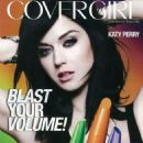 Katy Perry for CoverGirl Lashblast Fall 2014 Ad Campaign