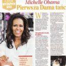 Michelle Obama - Relaks Magazine Pictorial [Poland] (April 2019) - 454 x 642