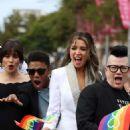 Dannii Minogue – Gay and Lesbian Mardi Gras in Sydney - 454 x 641