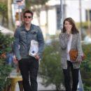 Xavier Samuel & Emily Browning in Silverlake