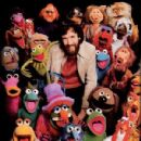 Jim Henson with the Muppets