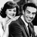 Jerry Orbach and Kelly Bishop