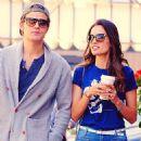 Torrey Devitto and Paul Wesley - 454 x 454