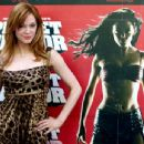 Rose McGowan Poses At Photocall For Planet Terror In Madrid July 31 2007