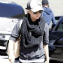 Ashley Tisdale: Out and About in Studio City