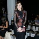 Emily Mortimer J Mendel Fashion Show In New York City
