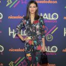 Victoria Justice 6th Annual Nickelodeon Halo Awards In Nyc