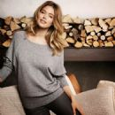 Doutzen Kroes for Repeat Cashmere Fall 2014