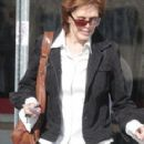 Health fears: Nancy Aniston - 233 x 556