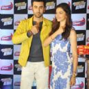 Ranbir Kapoor and Deepika Padukone : Close-up press conference to promote the the upcoming film 'Yeh Jawaani Hai Deewani' - 454 x 757