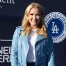 Emily Osment – 4th Annual Dodgers Foundation Blue Diamond Gala in LA - 454 x 666