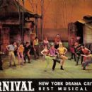 CARNIVAL Original 1961 Broadway Cast Music by Bob Merrill - 454 x 293