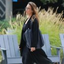 Jessica Alba out and about in Santa Monica  (October 3, 2017)