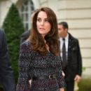 The Duke and Duchess of Cambridge Visit Paris: Day Two - 421 x 600